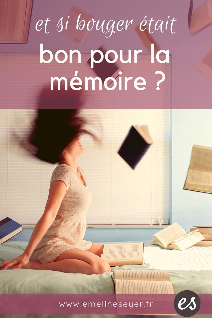 et si bouger était bon pour la mémoire ?